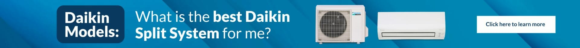 Daikin Models