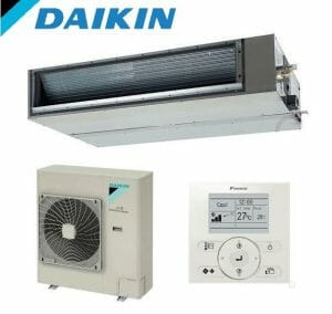 Daikin FDYAN100A-CY 10kW Three Phase Standard Ducted System