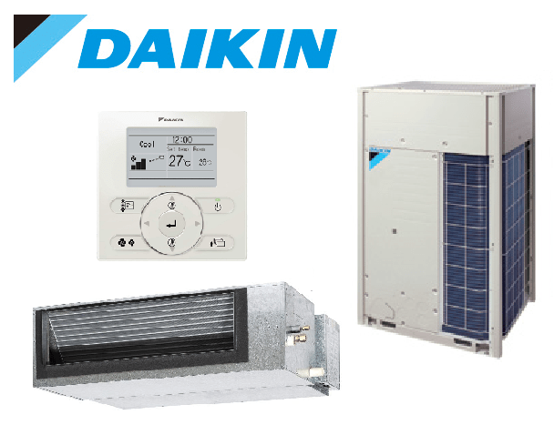 Daikin 24.0kW Reverse Cycle Premium Inverter Three Phase Ducted System FDYQ250LC-TY