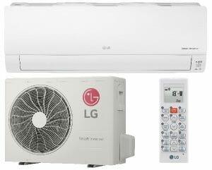 LG 8.5KW Premium Inverter Split System WH30SR-18