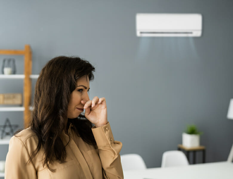 Air Conditioning Odor
